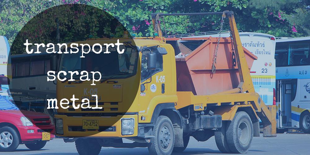 transport-scrap-metal